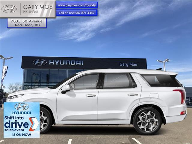 2021 Hyundai Palisade Ultimate Calligraphy (Stk: 1PL1995) in Red Deer - Image 1 of 1