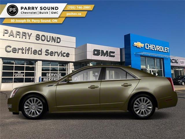 2011 Cadillac CTS 3.0 (Stk: 21-170B) in Parry Sound - Image 1 of 1