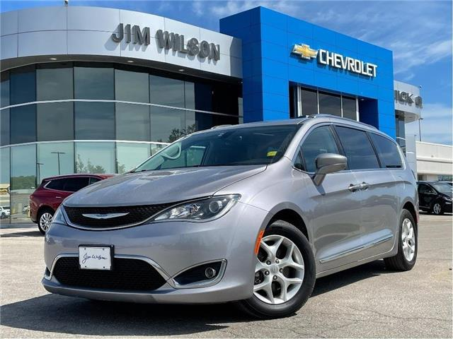 2018 Chrysler Pacifica Touring-L Plus (Stk: 2021461A) in Orillia - Image 1 of 22