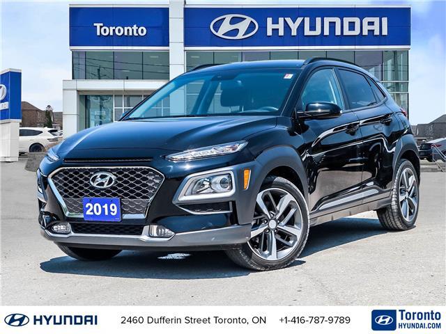 2019 Hyundai Kona 1.6T Trend (Stk: U07182) in Toronto - Image 1 of 30