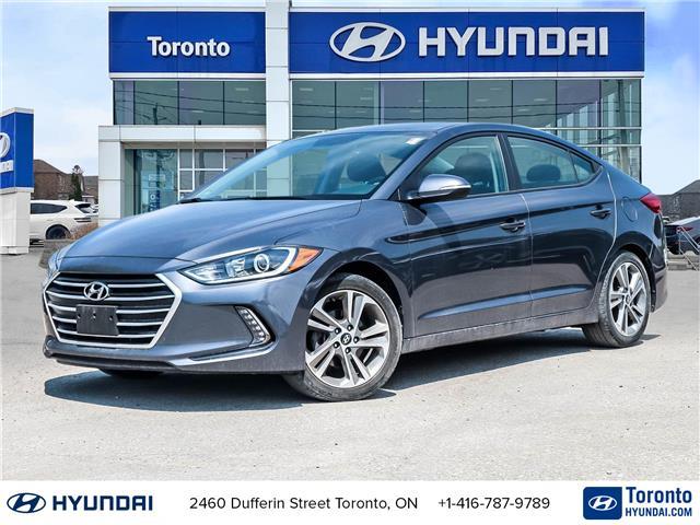 2017 Hyundai Elantra GLS (Stk: U07192) in Toronto - Image 1 of 29