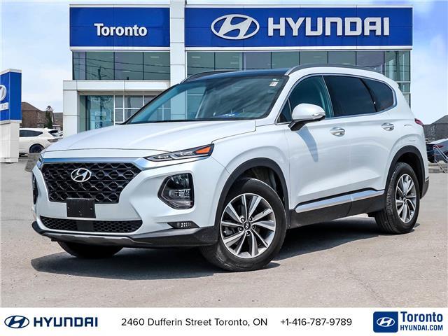 2019 Hyundai Santa Fe Luxury (Stk: U07196) in Toronto - Image 1 of 26