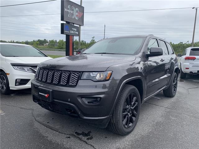 2021 Jeep Grand Cherokee Laredo (Stk: 6857) in Sudbury - Image 1 of 15