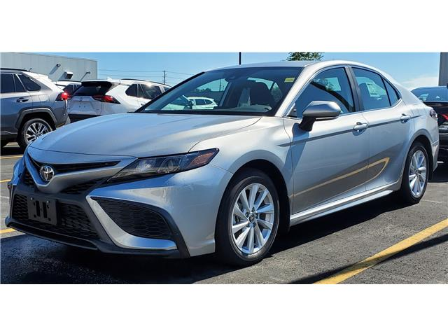 2021 Toyota Camry SE (Stk: 61710) in Sarnia - Image 1 of 9