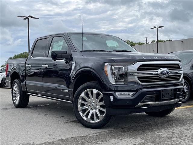2021 Ford F-150 Limited (Stk: 21T455) in Midland - Image 1 of 20