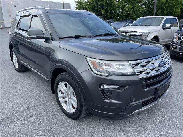 2019 Ford Explorer XLT (Stk: 21001A) in Cornwall - Image 1 of 30