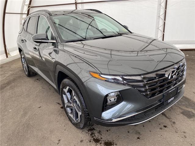 2022 Hyundai Tucson Hybrid Luxury (Stk: 17544) in Thunder Bay - Image 1 of 25