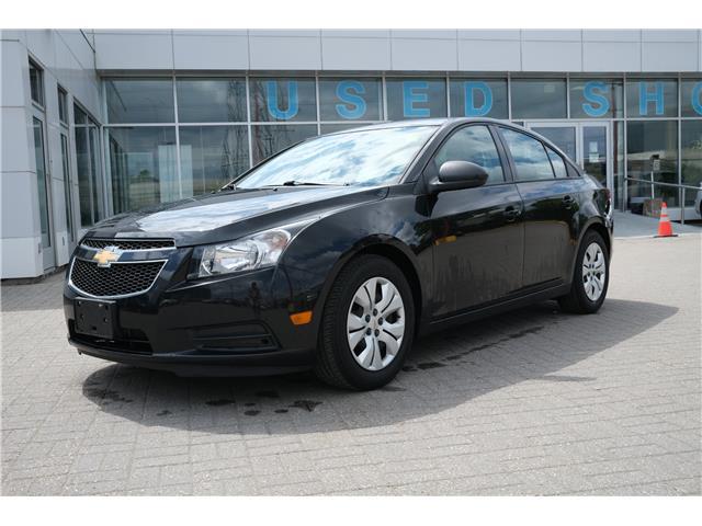 2014 Chevrolet Cruze 2LS (Stk: 2004261) in Ottawa - Image 1 of 13