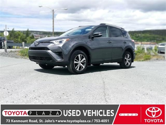 2018 Toyota RAV4 LE (Stk: LP6263) in St. Johns - Image 1 of 17