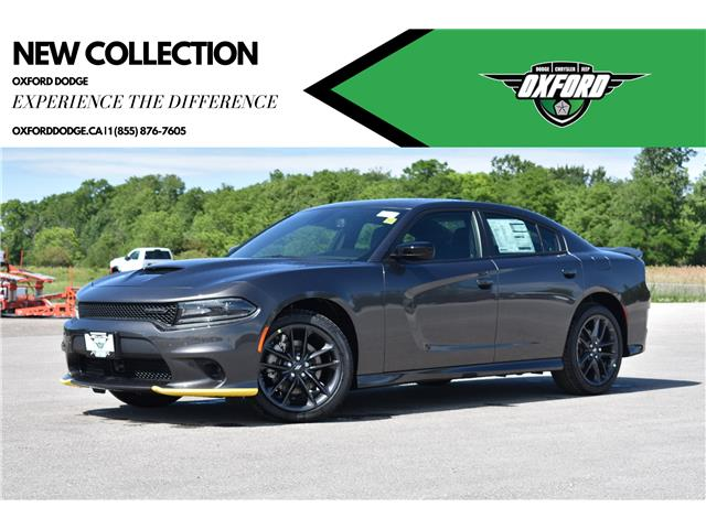 2021 Dodge Charger GT (Stk: 21535) in London - Image 1 of 23