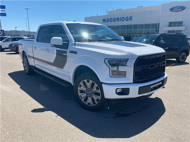2017 Ford F-150 Lariat (Stk: M-485A) in Calgary - Image 1 of 22