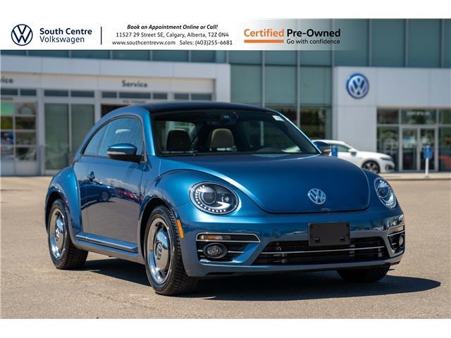 2018 Volkswagen Beetle 2.0 TSI Coast (Stk: U6750) in Calgary - Image 1 of 34