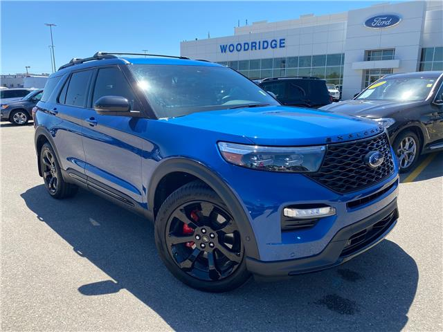 2020 Ford Explorer ST (Stk: M-1497A) in Calgary - Image 1 of 25