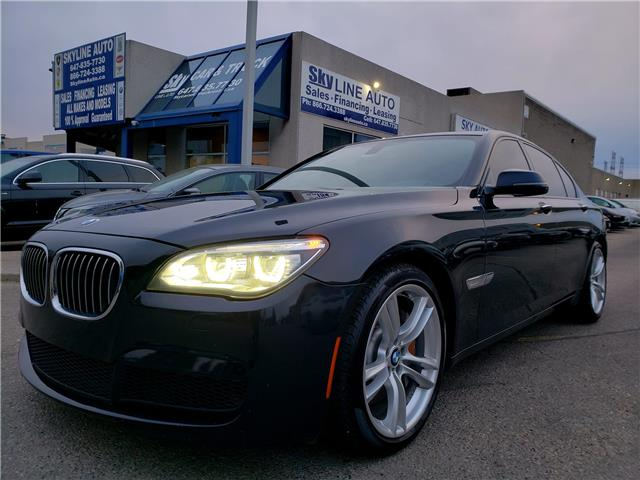 2015 BMW 750i xDrive (Stk: ) in Concord - Image 1 of 27