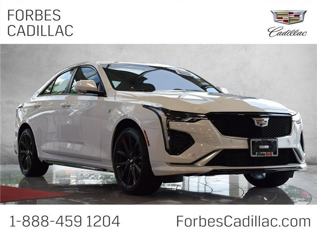 2021 Cadillac CT4 Sport (Stk: 213001) in Waterloo - Image 1 of 24
