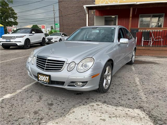 2007 Mercedes-Benz E-Class Base (Stk: 142530) in SCARBOROUGH - Image 1 of 18