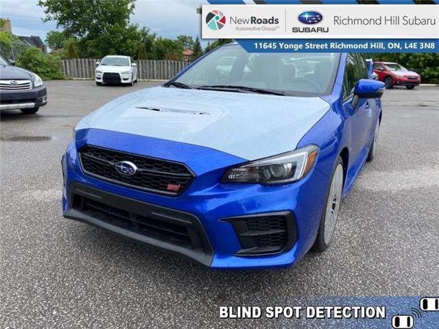2021 Subaru WRX STI Sport MT (Stk: 35902) in RICHMOND HILL - Image 1 of 9