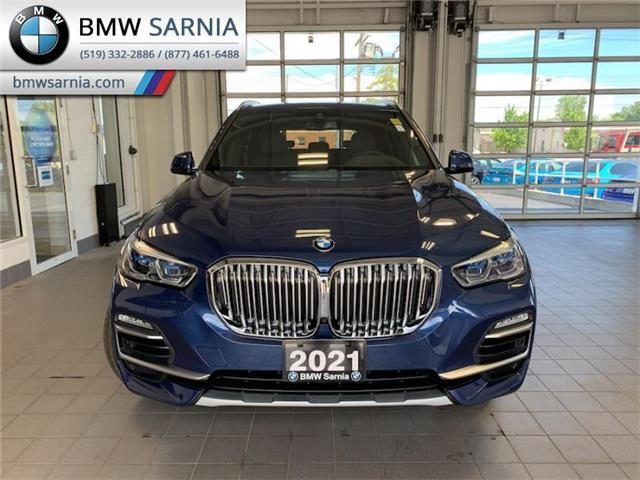2021 BMW X5 xDrive40i (Stk: BF2154) in Sarnia - Image 1 of 10