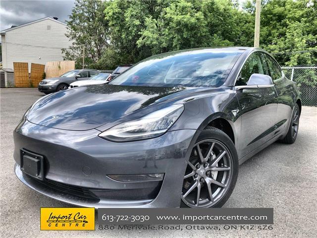 2018 Tesla Model 3 Performance (Stk: 110256) in Ottawa - Image 1 of 26