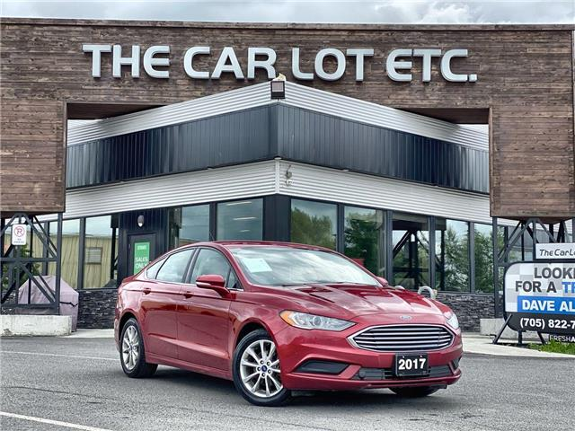 2017 Ford Fusion SE (Stk: 21288) in Sudbury - Image 1 of 25