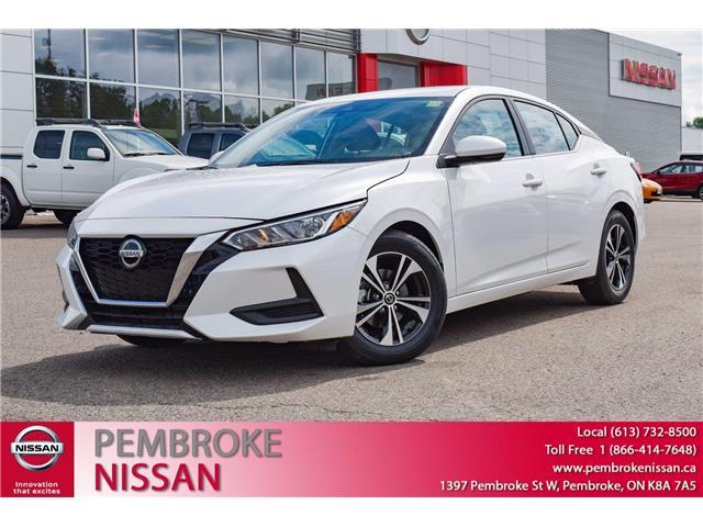 2021 Nissan Sentra SV (Stk: 21126) in Pembroke - Image 1 of 30