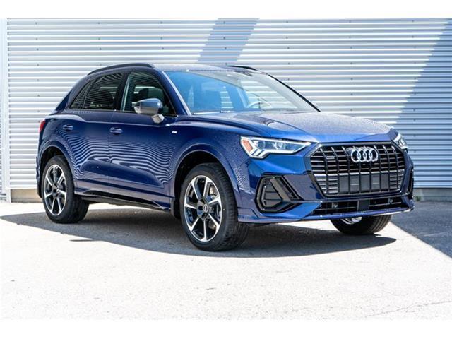 2021 Audi Q3 45 Progressiv (Stk: N6023) in Calgary - Image 1 of 19