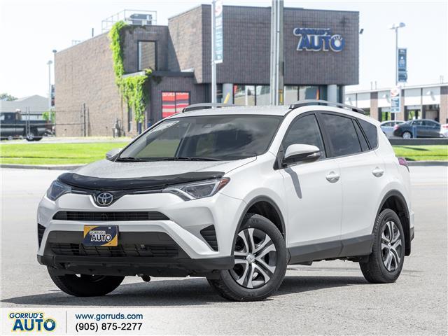 2017 Toyota RAV4 LE (Stk: 617362) in Milton - Image 1 of 20