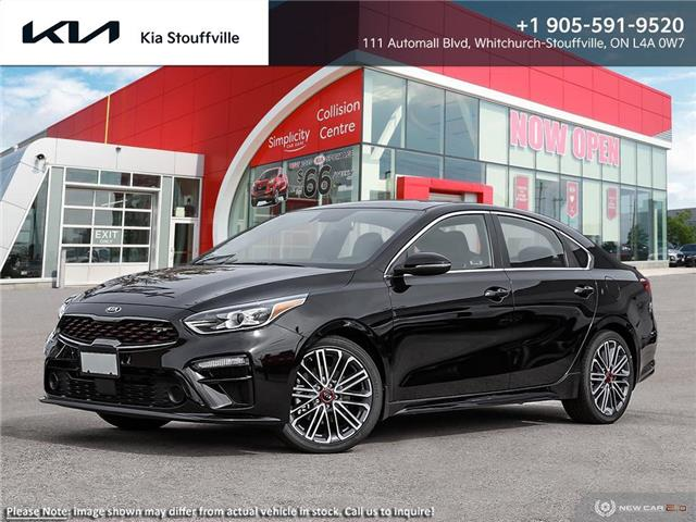 2021 Kia Forte GT Limited (Stk: 21128) in Stouffville - Image 1 of 23