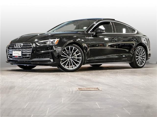 2018 Audi A5 2.0T Technik (Stk: P4535) in Toronto - Image 1 of 31