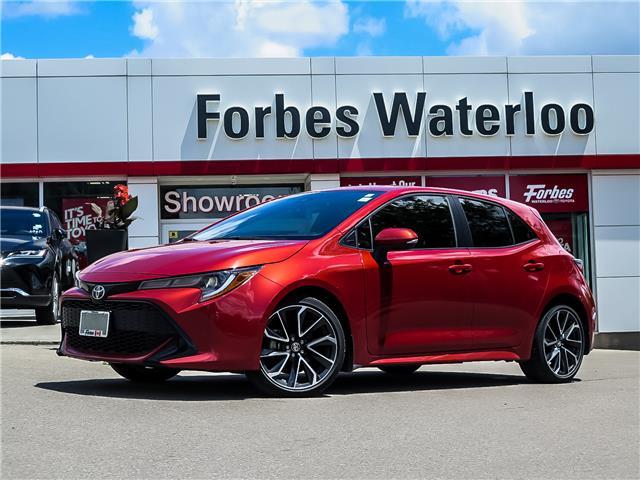 2019 Toyota Corolla Hatchback Base (Stk: 12057R) in Waterloo - Image 1 of 18