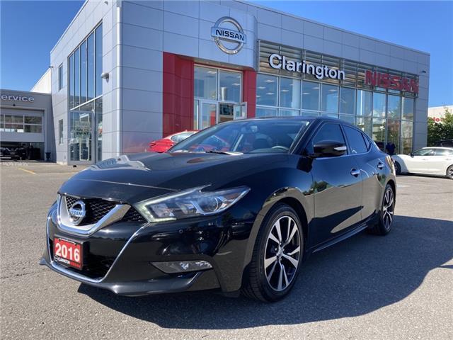 2016 Nissan Maxima SL (Stk: GC903126L) in Bowmanville - Image 1 of 12