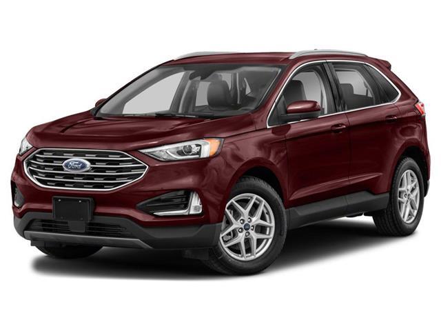 2021 Ford Edge Titanium (Stk: MED009) in Fort Saskatchewan - Image 1 of 9