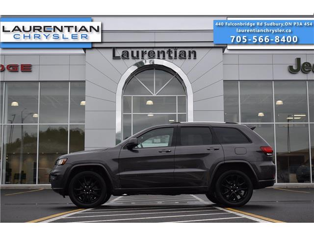 2018 Jeep Grand Cherokee Laredo (Stk: 21319A) in Greater Sudbury - Image 1 of 32