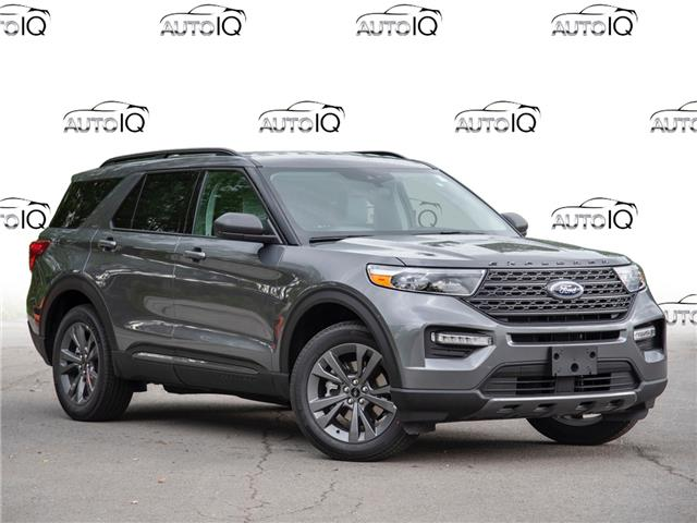 2021 Ford Explorer XLT (Stk: 21EX548) in St. Catharines - Image 1 of 25