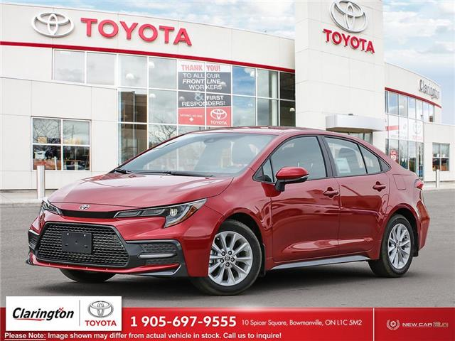 2021 Toyota Corolla SE (Stk: 21562) in Bowmanville - Image 1 of 23