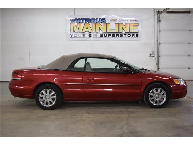2006 Chrysler Sebring Limited (Stk: M01348A) in Watrous - Image 1 of 36