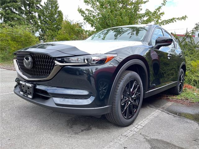 2021 Mazda CX-5 GS (Stk: 411313) in Surrey - Image 1 of 5