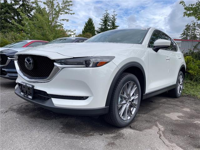 2021 Mazda CX-5 GS (Stk: 411292) in Surrey - Image 1 of 5