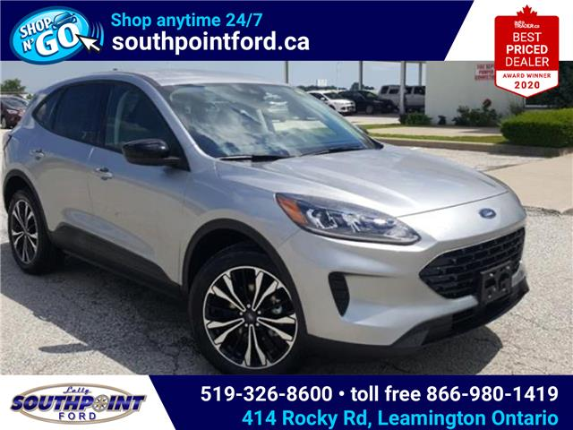 2021 Ford Escape SE (Stk: SEP6995) in Leamington - Image 1 of 29