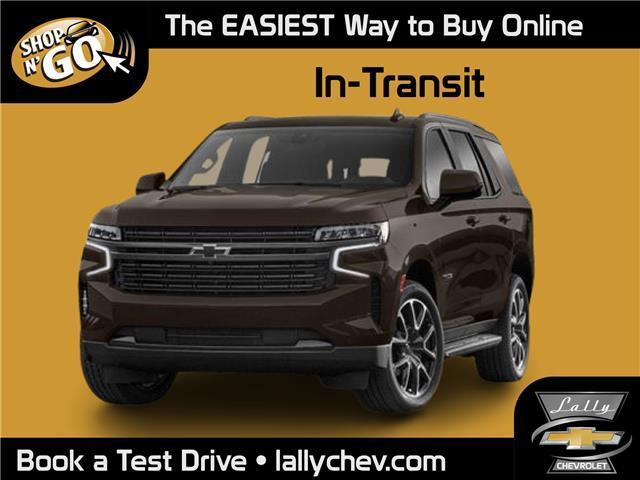 2021 Chevrolet Tahoe LS (Stk: 7OD34111248) in Tilbury - Image 1 of 4