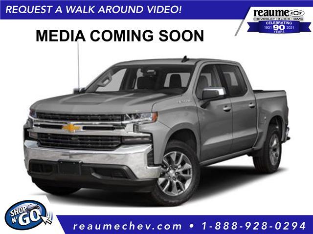 2021 Chevrolet Silverado 1500 RST (Stk: 21-0631) in LaSalle - Image 1 of 10