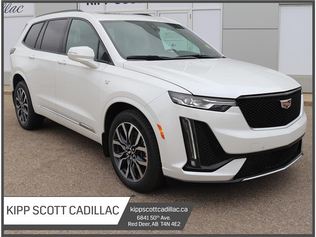2021 Cadillac XT6 Sport (Stk: 47032) in Red Deer - Image 1 of 33