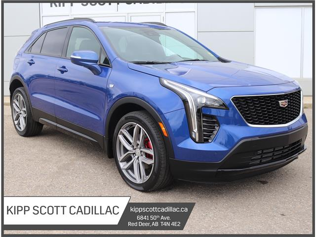 2021 Cadillac XT4 Sport (Stk: 59513) in Red Deer - Image 1 of 33