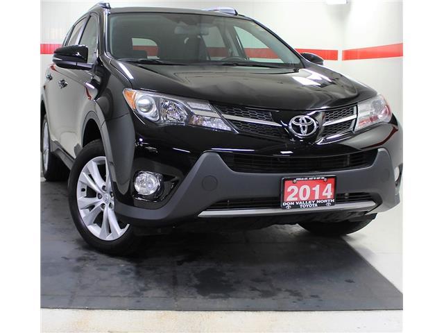 2014 Toyota RAV4 Limited (Stk: 304493S) in Markham - Image 1 of 26