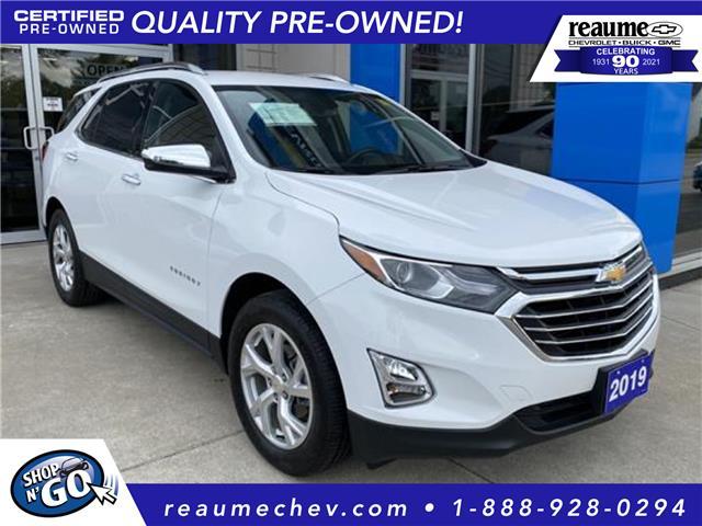 2019 Chevrolet Equinox Premier (Stk: L-4616) in LaSalle - Image 1 of 20