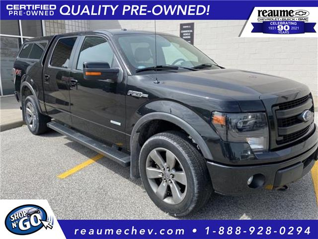 2014 Ford F-150  (Stk: 21-0567A) in LaSalle - Image 1 of 18