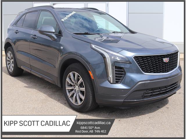 2019 Cadillac XT4 Sport (Stk: 25402U) in Red Deer - Image 1 of 33