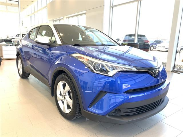2018 Toyota C-HR XLE NMTKHMBX1JR031998 F0382 in Saskatoon