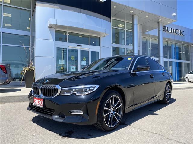 2020 BMW 330i xDrive 3MW5R7J04L8B24475 0114797A in Newmarket