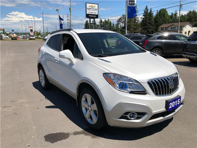 2015 Buick Encore Convenience (Stk: 11634) in Sault Ste. Marie - Image 1 of 13